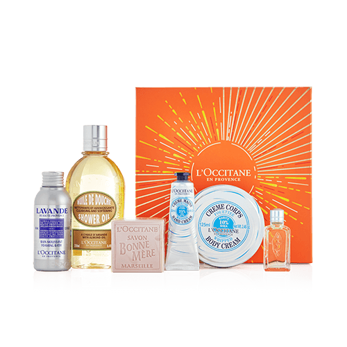 Best of Provence Pampering Gift Set