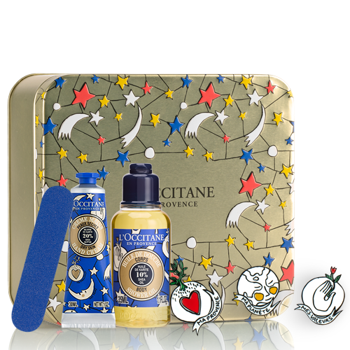 SHEA HAND CARE CASTELBAJAC KIT