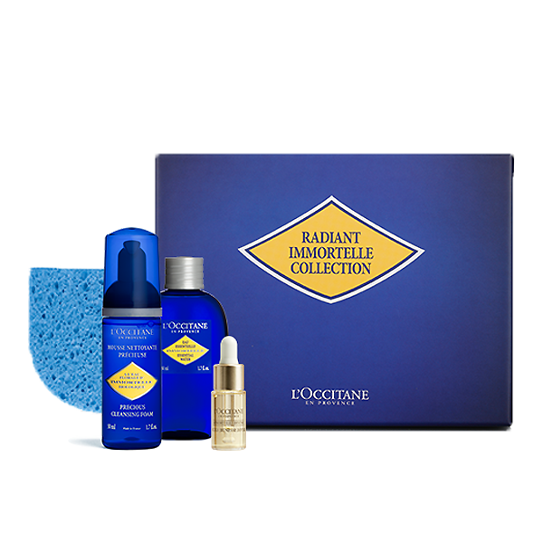 Radiant Immortelle Collection