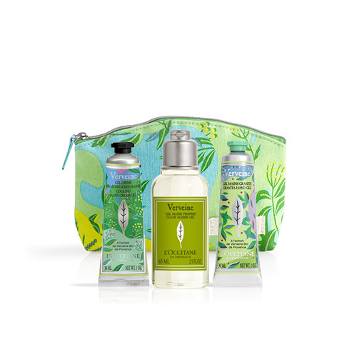 Set for beauty and protection of hands Verbena LIMITED COLLECTION (exclusively in online store)