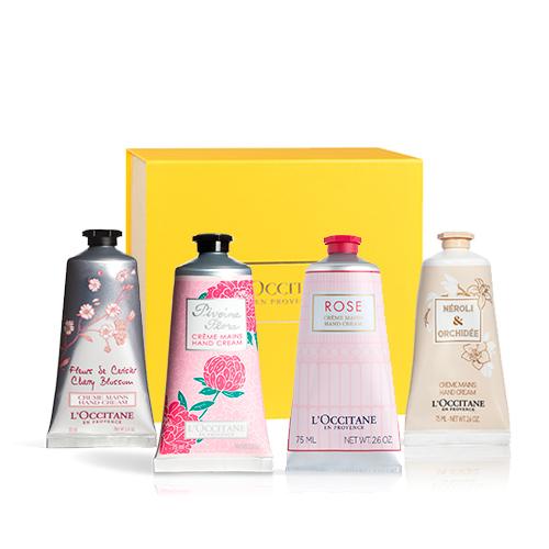 Набір парфумованих кремів для рук (ексклюзивно тільки в інтернет-магазині)