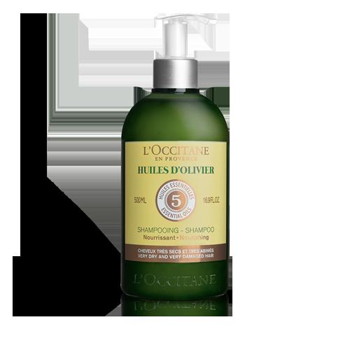 Olive Nourishing Shampoo