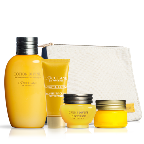Immortelle Divine Face and Eyes Care Discovery Kit