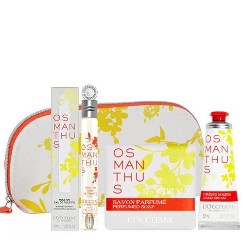 Gift set OSMANTHUS