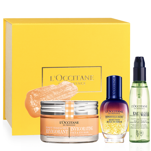 Face Care Set With Overnight Reset