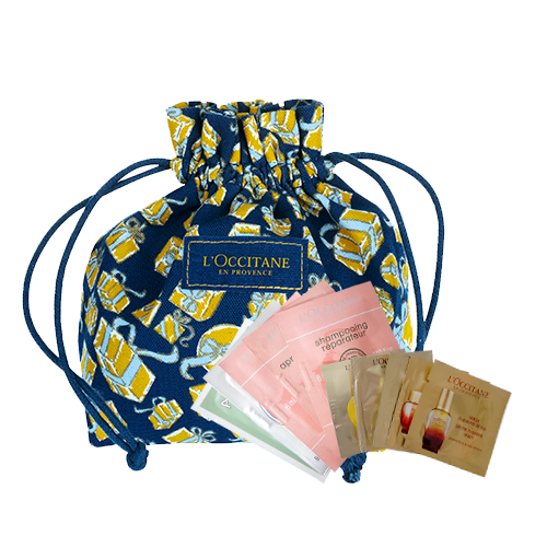 L'Occitane Sample Kit