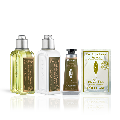 Verbena Essentials Travel Set for PLN 55 only!