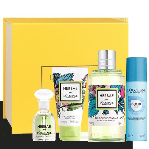 Herbae Gift Set