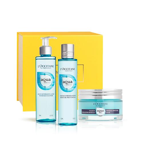 Face Care Set Aqua Reotier (only online)