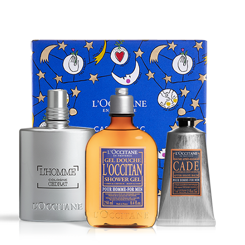 Bodycare set for him