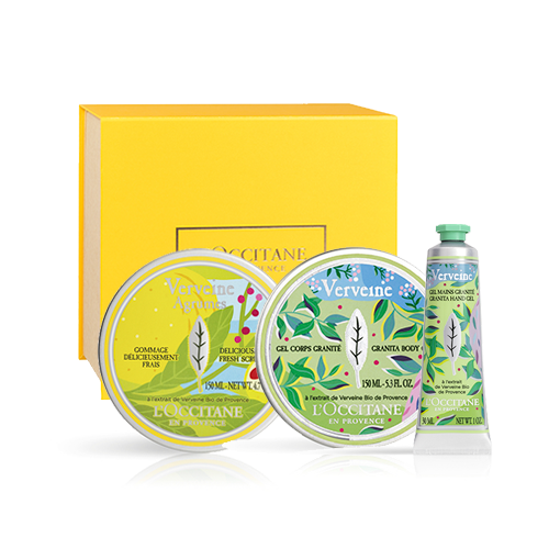 Citrus Verbena Body Care Kit LIMITED COLLECTION (exclusively in the online shop)