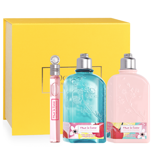"""""""Infusion Fruitée"""" Collection Body Care Trio"""
