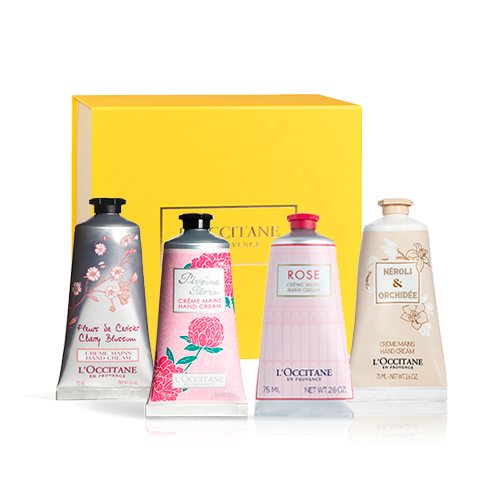 Set of Perfumed Hand Creams (only online)