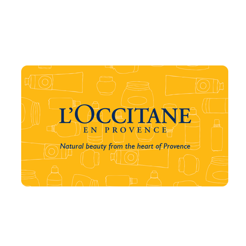 L'OCCITANE подарочная карта