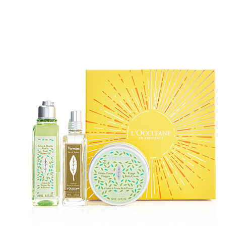 Sparkling Verbena Perfume Set