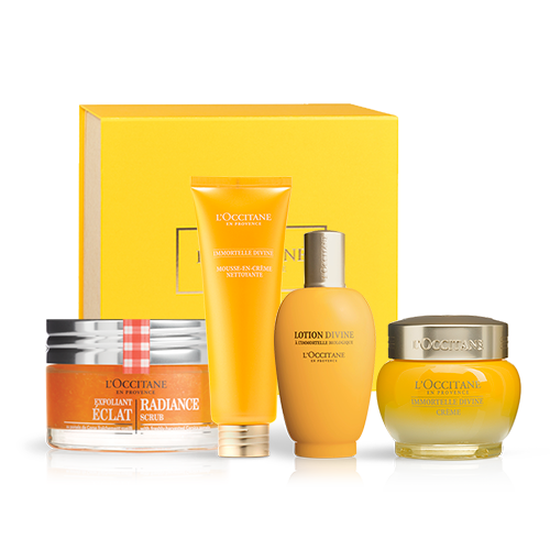 Divine Immortelle Face Care Set_1 (only online)