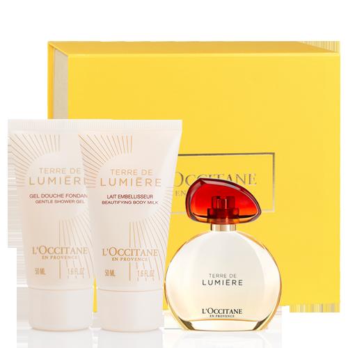 Terre de Lumière Gold Edition Gift Set | L'OCCITANE