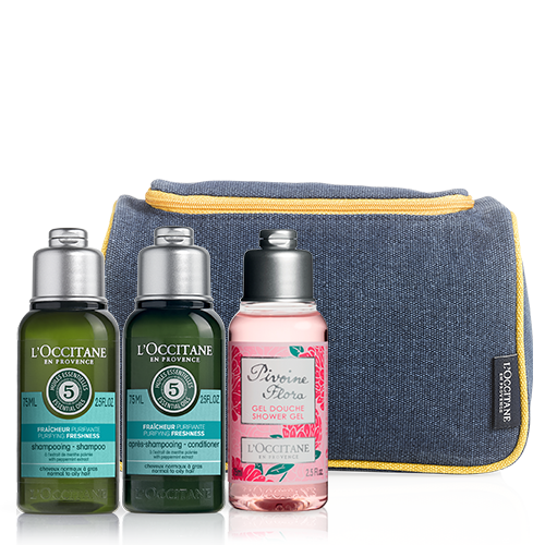 Hair Care Discovery Set - Refreshening