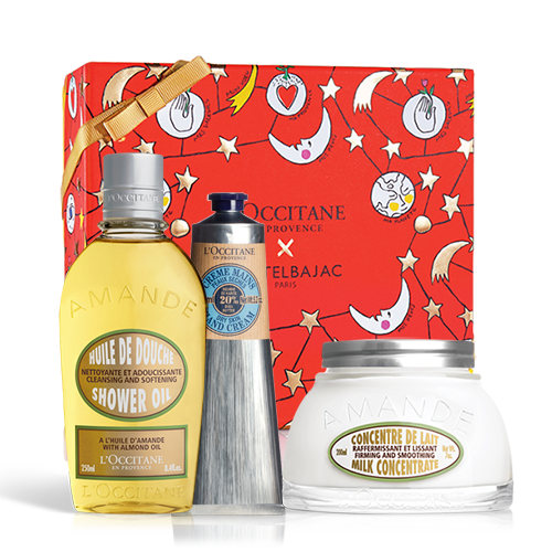 Ultimate Pampering Gift Set