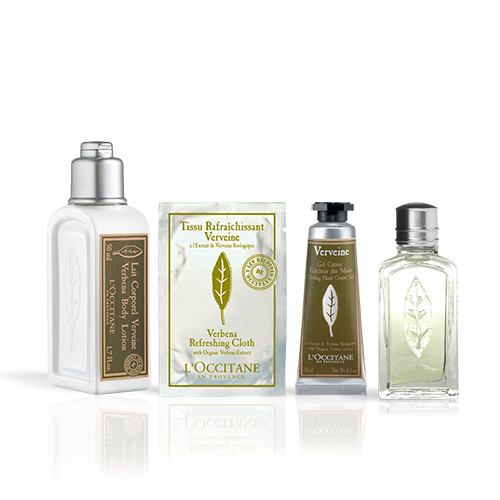 Verbena Refreshing Travel Set for PLN 65 only!
