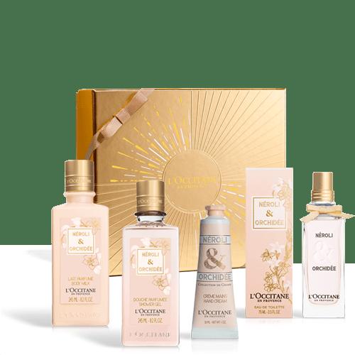 Néroli & Orchidée Geschenkbox