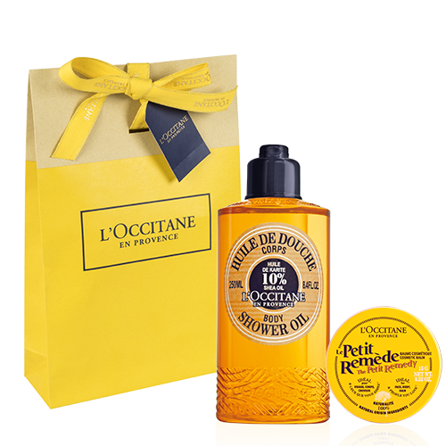 Limited Edition Shea body care kit
