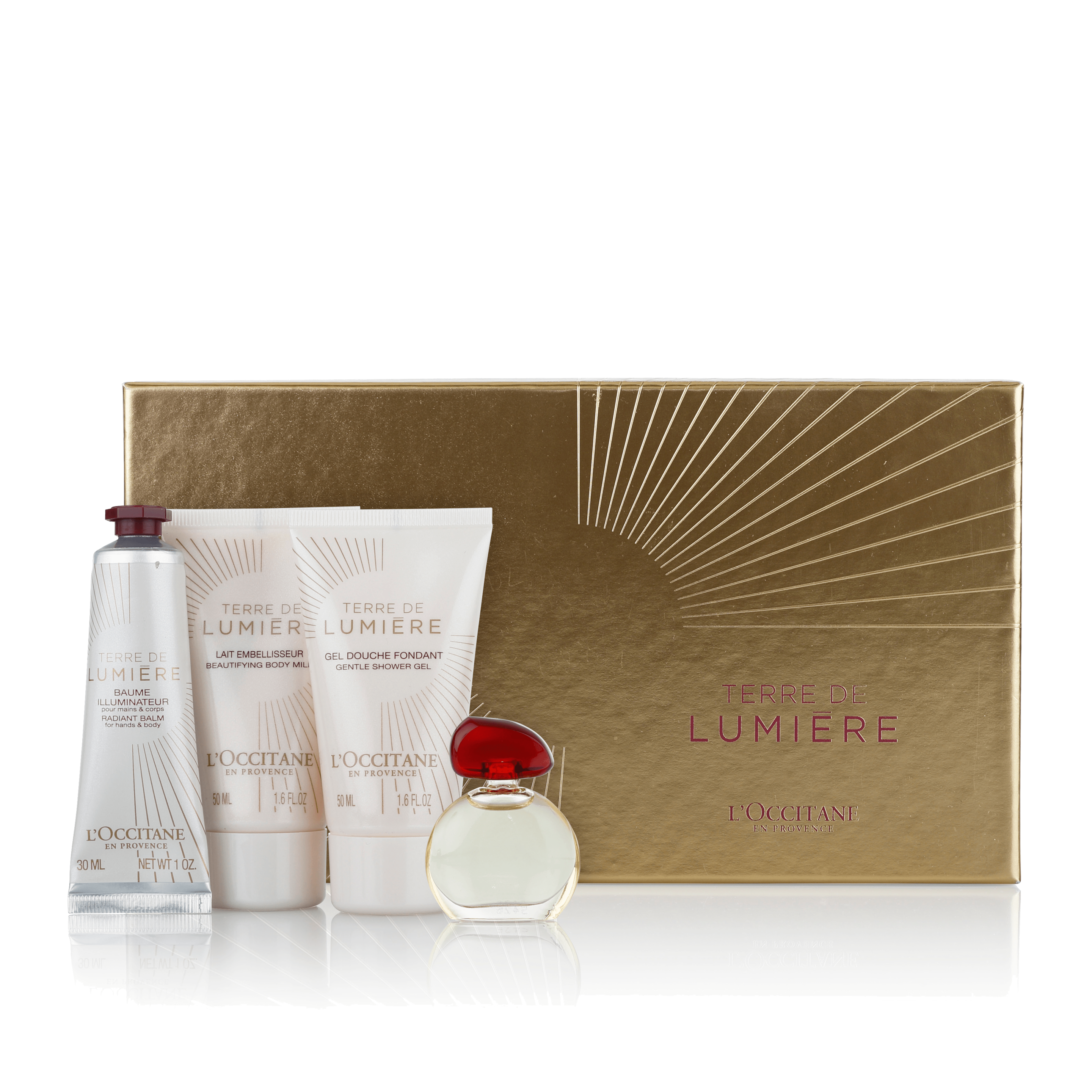 Terre de Lumiere Travel Collection
