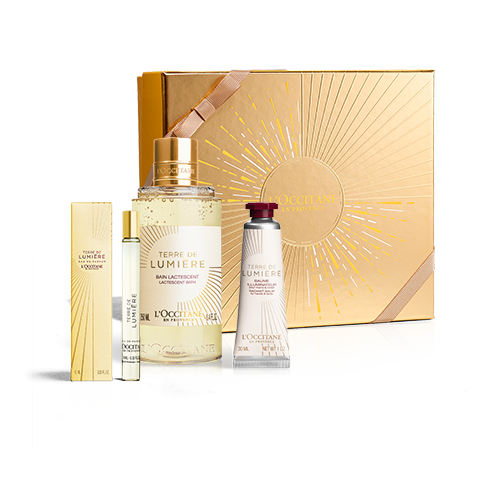 Terre de Lumiere Gold Edition Set for a Special Price!