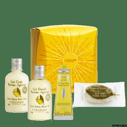 Citrus Verbene Mini Geschenkbox
