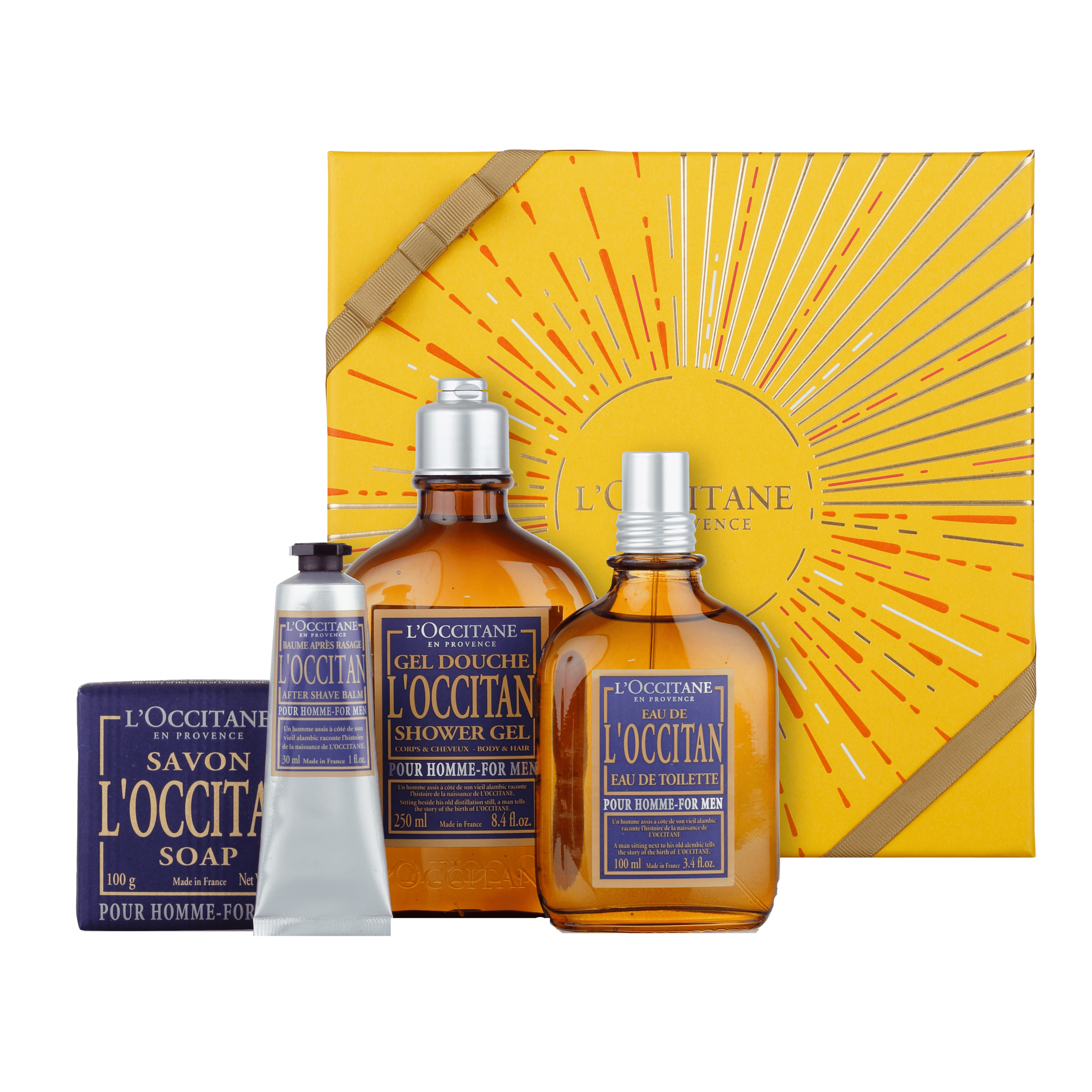 Passionate L'OCCITAN Collection