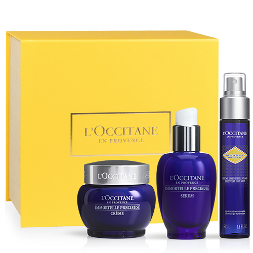 Precious Face Care Ritual Set