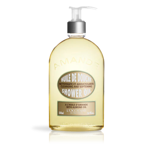 Almond Shower Oil (Limited Edition Size)