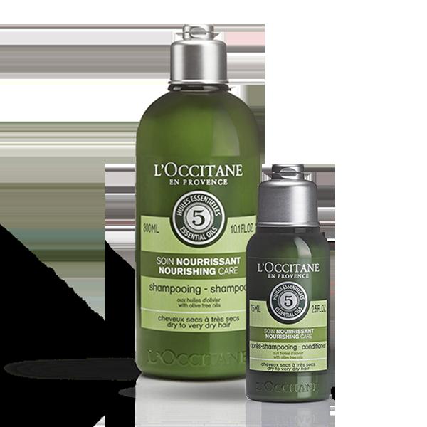 Aromachologie Nourishing Shampoo & Conditioner