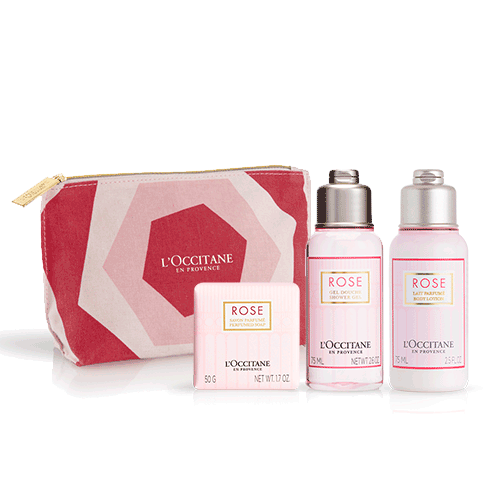Set for her SOUL OF PROVENCE-ROSE (exclusively in online store)
