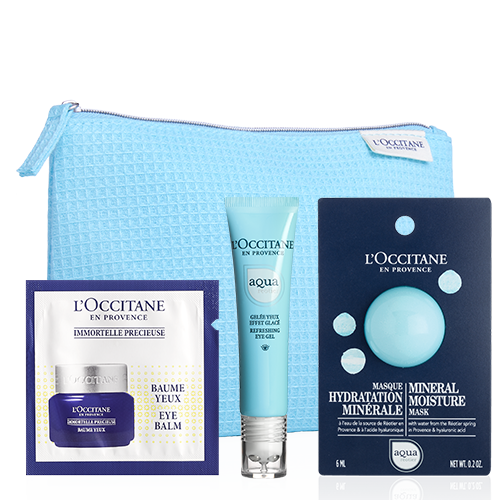 Aqua Réotier Face Set