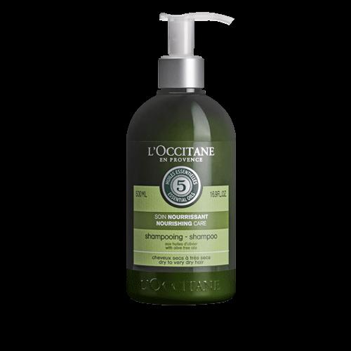 Shampoo Nutrición Aromacología 500 ml
