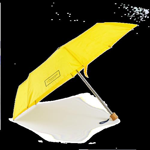 Geltonos spalvos skėtis