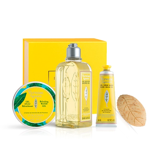 Citrus Verbena Body Care Set (only online)