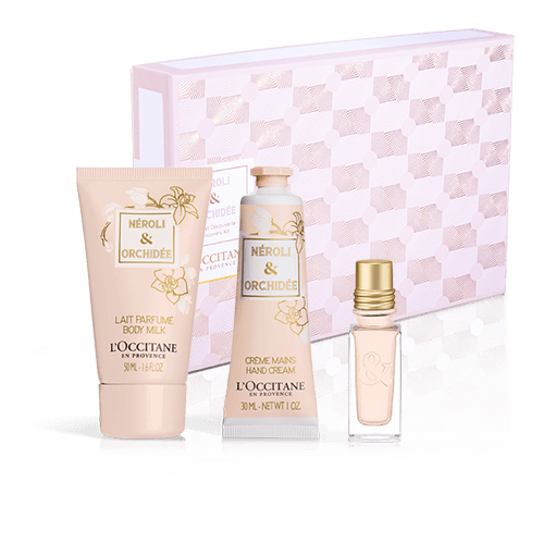 Néroli & Orchidée Fragrance Set