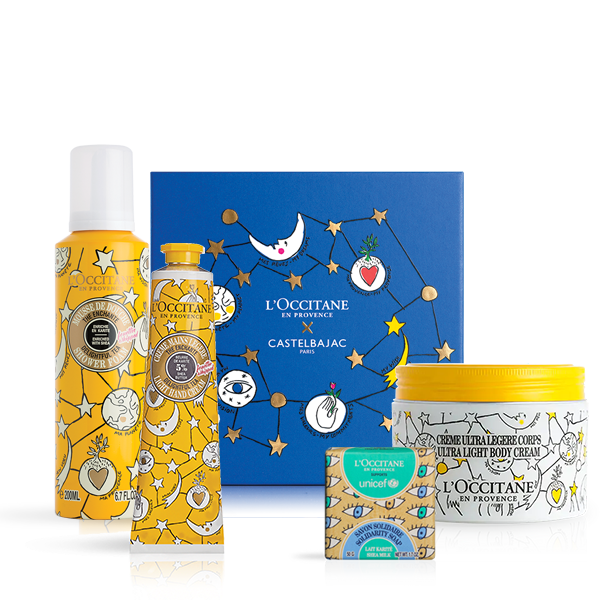 Castelbajac Shea Delightful Tea Collection