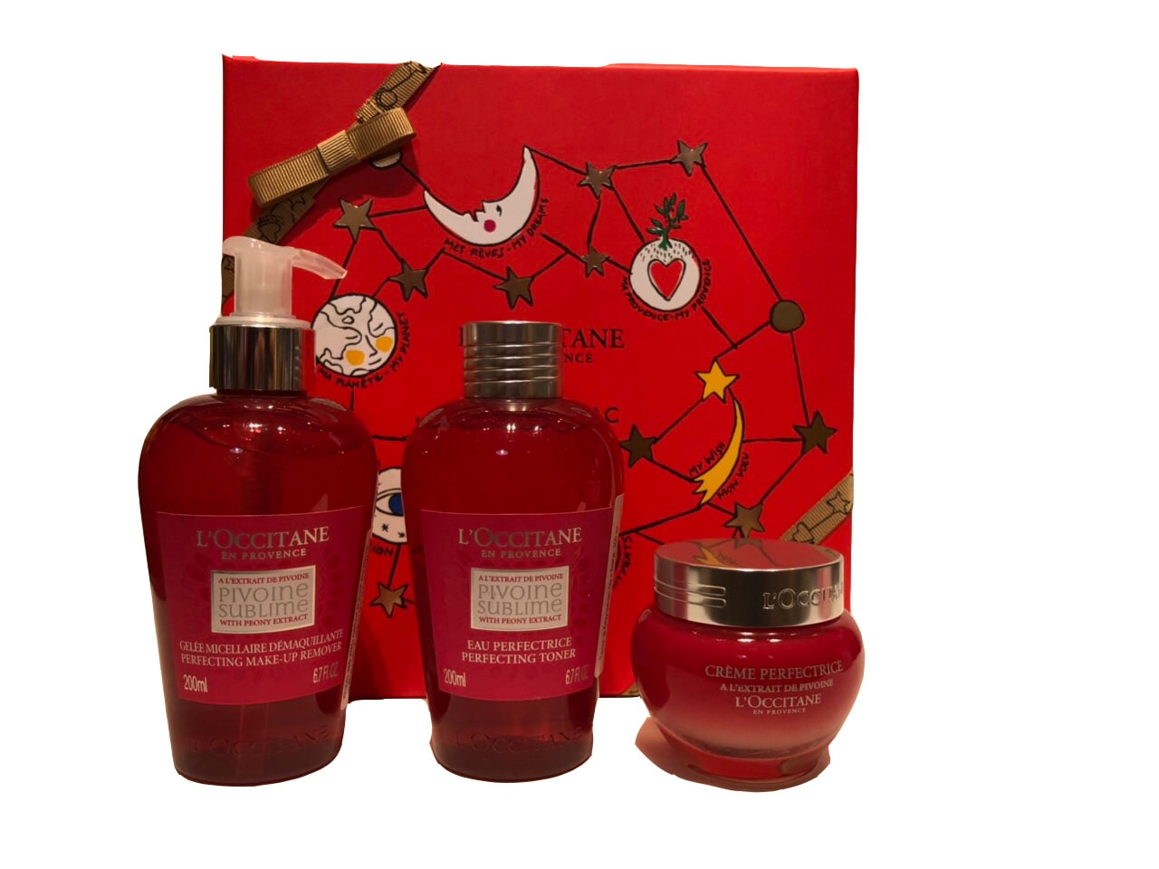 PEONY SKIN CARE COLLECTION