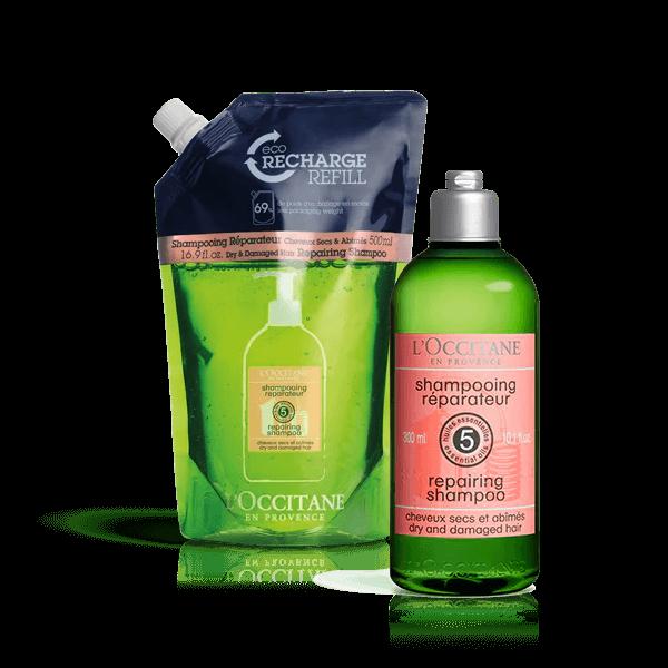 Repairing Shampoo Eco Duo