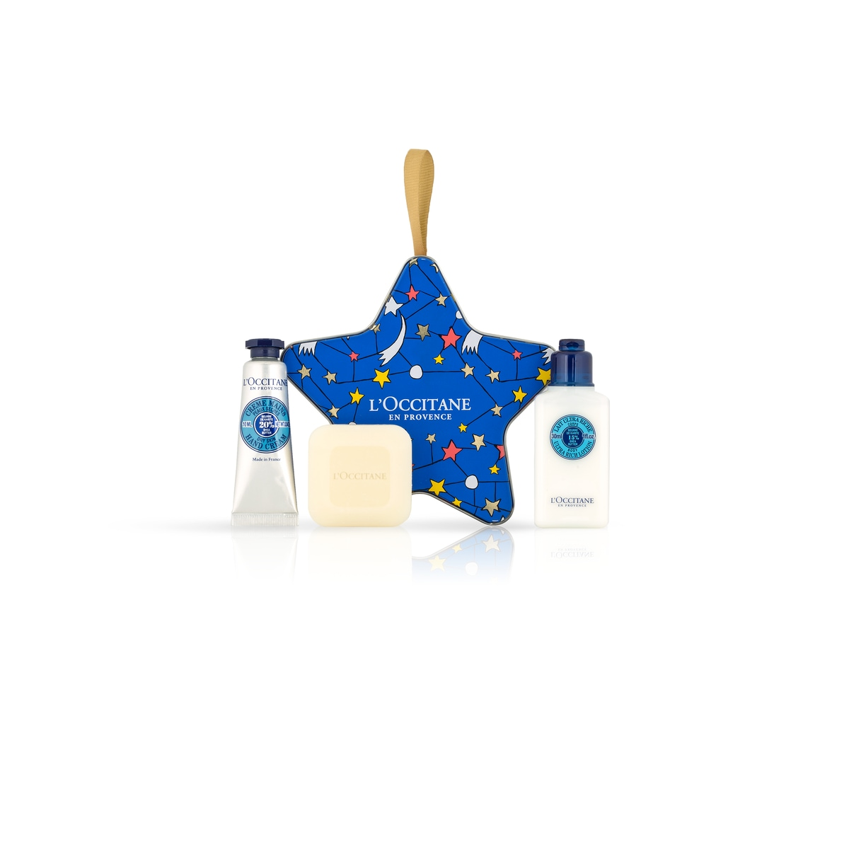 CHRISTMAS STAR Shea butter