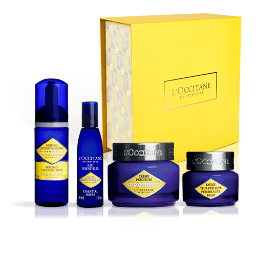Smoothing Precious Skin Care Collection