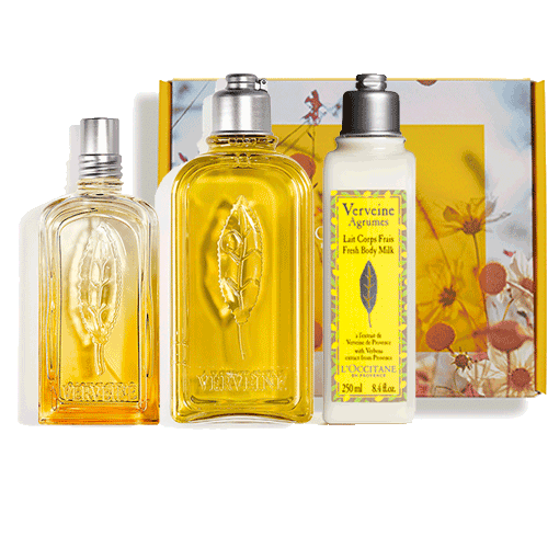 Perfumed  set CITRUS-VERBENA (exclusively in the online store)