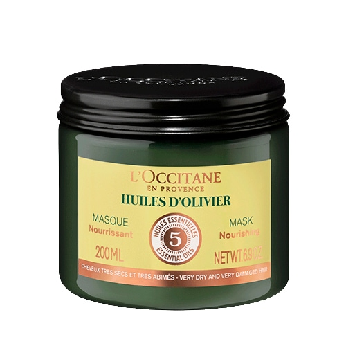 Olive Nourishing Mask