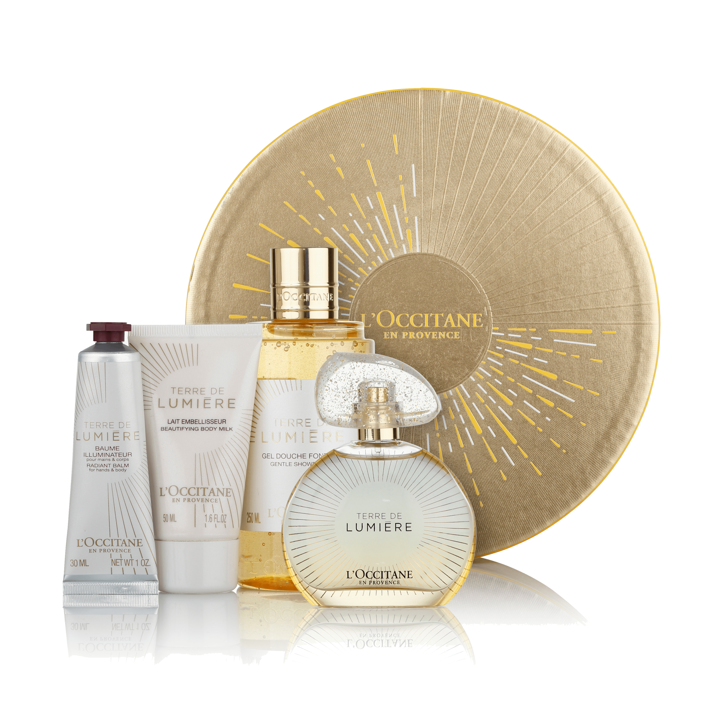Terre de Lumiere Gold Collection