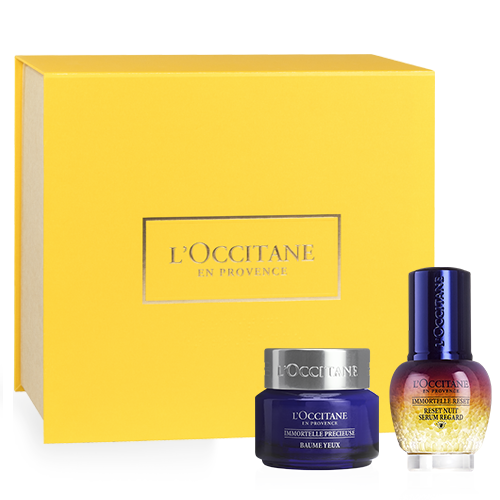 Face Care Kit with Night Eye Serum