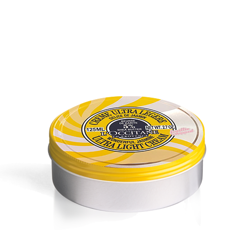 Shea Ultra Light Body Cream Jasmine I LOccitane