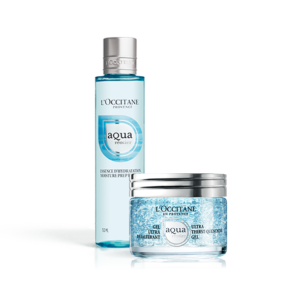 Aqua Reotier Skincare Gel Duo